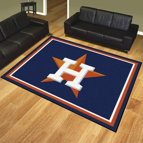 Houston Astros 8' x 10' Area Rug