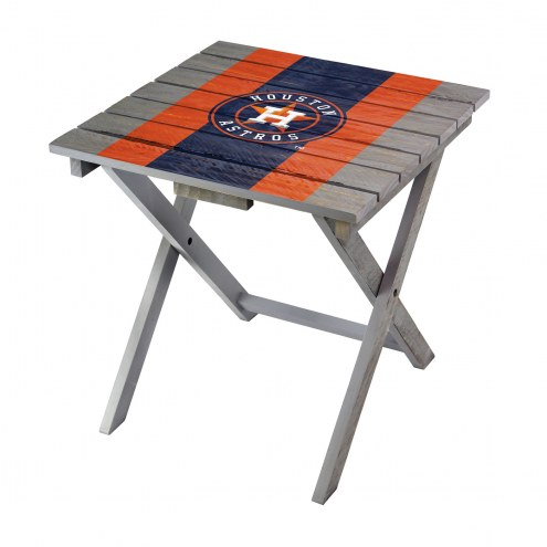 Houston Astros Adirondack Folding Table