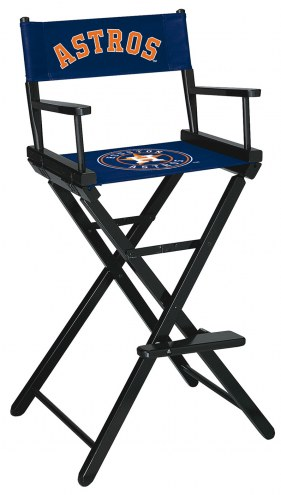 Houston Astros Bar Height Director's Chair
