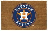 Houston Astros Colored Logo Door Mat