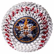 Houston Astros Swarovski Crystal Baseball