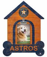 Houston Astros Dog Bone House Clip Frame