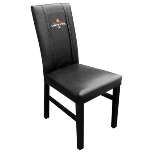 Houston Astros XZipit Side Chair 2000