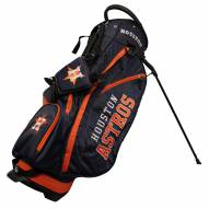 Houston Astros Fairway Golf Carry Bag