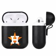 Houston Astros Apple Air Pod Leatherette