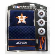 Houston Astros Golf Gift Set