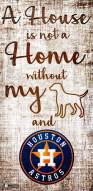 Houston Astros House is Not a Home Sign