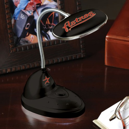 Houston Astros LED Desk Lamp