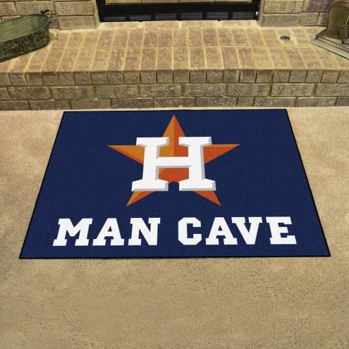 Houston Astros Man Cave All-Star Rug