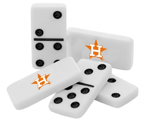 Houston Astros Dominoes