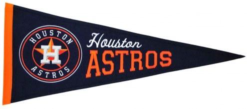 Winning Streak Houston Astros Major League Baseball Traditions Pennant