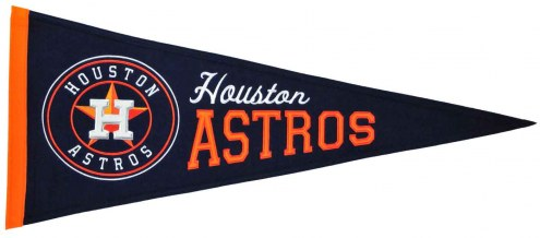 Houston Astros Traditions Pennant