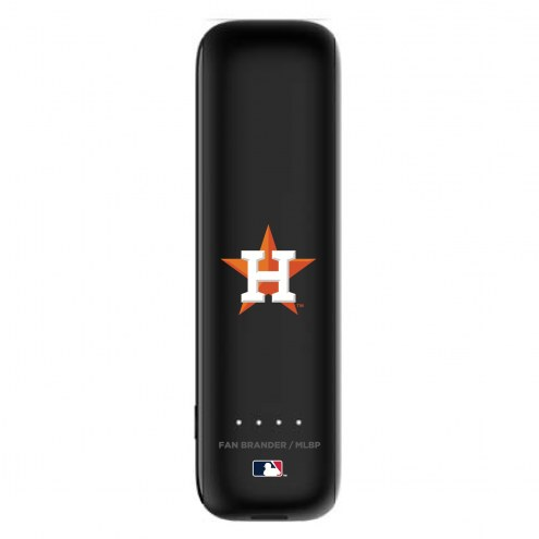 Houston Astros mophie Power Boost Mini Portable Battery
