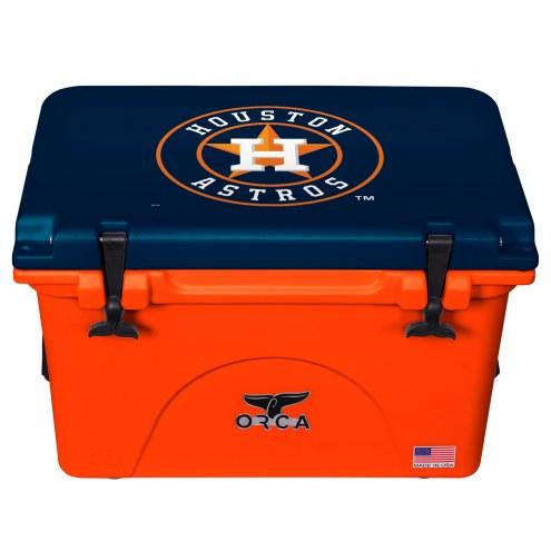 Houston Astros ORCA 40 Quart Cooler