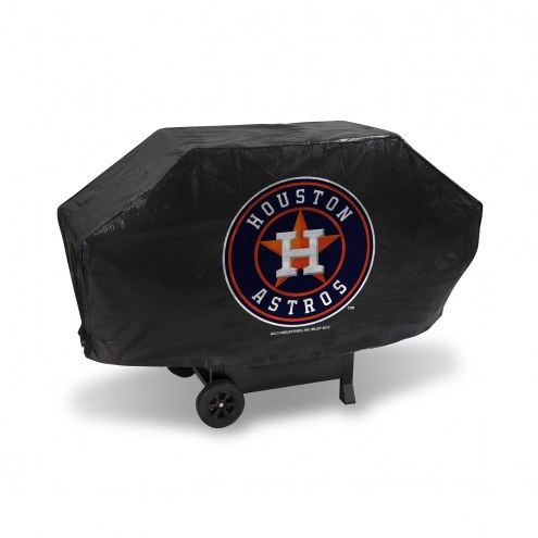 Houston Astros Padded Grill Cover