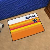 Houston Astros Starter Rug