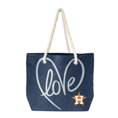 Houston Astros Rope Tote