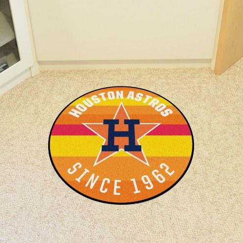 Houston Astros Roundel Mat
