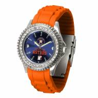 Houston Astros Sparkle Women's Watch