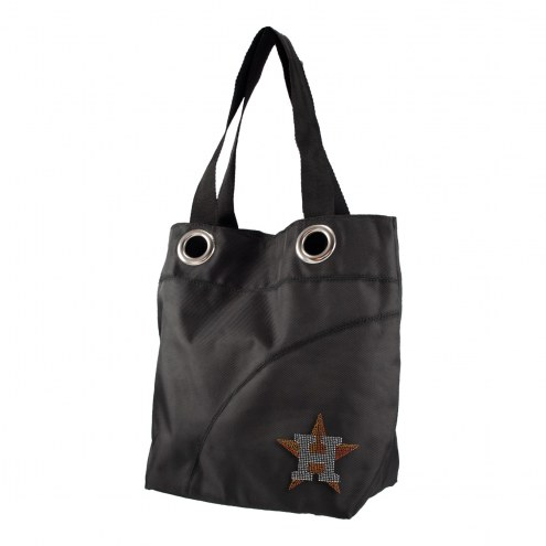 Houston Astros Sport Noir Sheen Tote