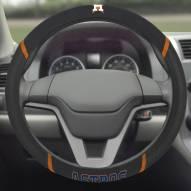 Houston Astros Steering Wheel Cover