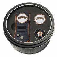 Houston Astros Switchfix Golf Divot Tool & Ball Markers
