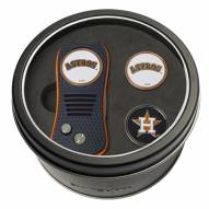 Houston Astros Switchfix Golf Divot Tool & Ball Markers