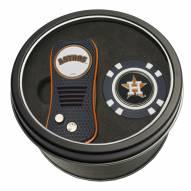 Houston Astros Switchfix Golf Divot Tool & Chip