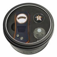Houston Astros Switchfix Golf Divot Tool, Hat Clip, & Ball Marker