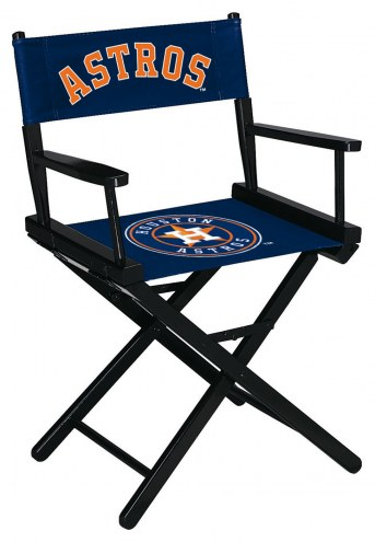 Houston Astros Table Height Director's Chair