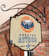 Houston Astros Tavern Sign