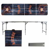 Houston Astros Victory Folding Tailgate Table
