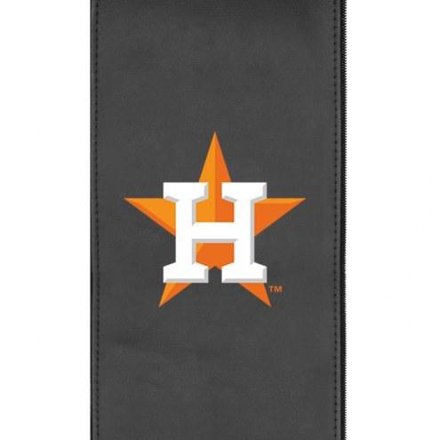 Houston Astros XZipit Furniture Panel with Secondary Logo