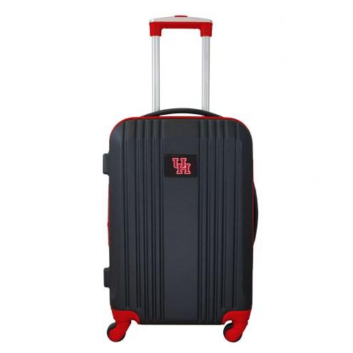 "Houston Cougars 21"" Hardcase Luggage Carry-on Spinner"
