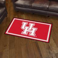 Houston Cougars 3' x 5' Area Rug