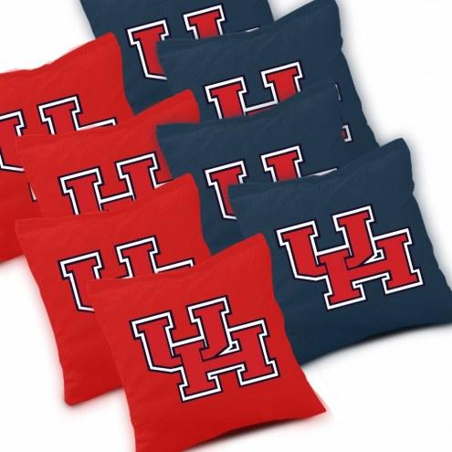 Houston Cougars Cornhole Bags