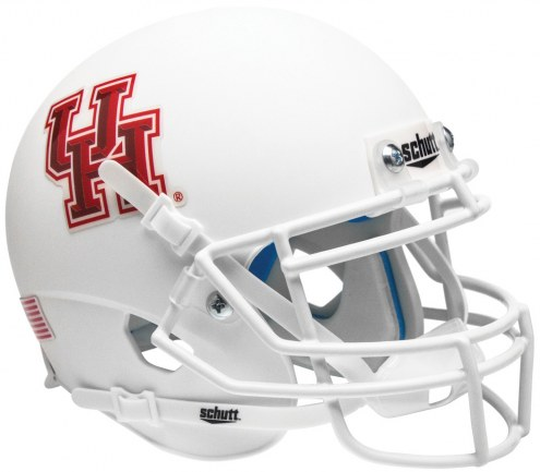 Houston Cougars Alternate 1 Schutt XP Authentic Full Size Football Helmet