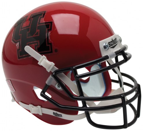 Houston Cougars Alternate 5 Schutt XP Collectible Full Size Football Helmet