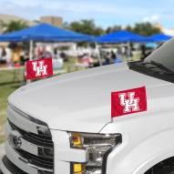 Houston Cougars Ambassador Car Flags