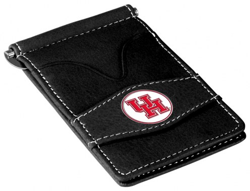Houston Cougars Black Player's Wallet