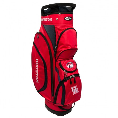 Houston Cougars Clubhouse Golf Cart Bag