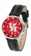 Houston Cougars Competitor AnoChrome Women's Watch - Color Bezel