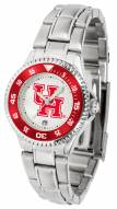 Houston Cougars Competitor Steel Women's Watch