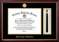 Houston Cougars Diploma Frame & Tassel Box