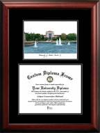 Houston Cougars Diplomate Diploma Frame