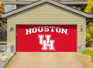 Houston Cougars Double Garage Door Banner
