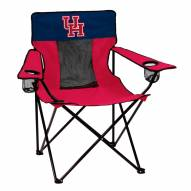 Houston Cougars Elite Tailgating Chair
