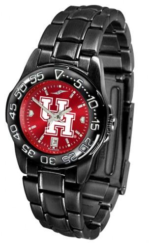 Houston Cougars Fantom Sport AnoChrome Women's Watch