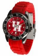 Houston Cougars Fantom Sport Silicone Men's Watch