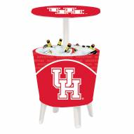 Houston Cougars Four Season Event Cooler Table